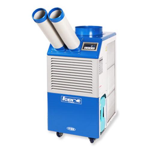 Industrial Air Conditioner : Weltem wpc btu comfort cool